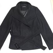 Демисизонный пиджак-пальто, с карманами
