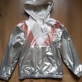 Ветровка - дождевик Zara для девочки 11-12 лет