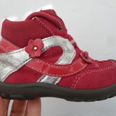 Ботинки superfit 22 р,ст 14,5см