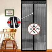 Дверная антимоскитная сетка магнитах