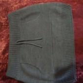 Вязаная юбка, 10-12 лет