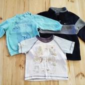 Комплект футболка,кофта Габби,свитер одним лотом