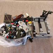 Лего конструктор большой лот