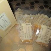 Лот 5 шт Восстанавливающая ночная маска для тонизирования кожи с экстрактом золотого кордицепса,4ml