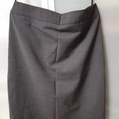 Прямая юбка женская р. 46