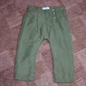 Модные штанишки Zara 18-24м