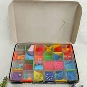 Развивающие кубики 24 штуки одним лотом