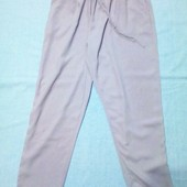 Классные штаны алладины сиреневого цвета в отличном состоянии!!!
