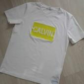 Стоп! Оригінальна футболка kalvin klein 164 -170р.