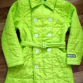 Куртка ( весна- осінь)на 10-11 рочків
