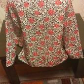 Пиджак в принт