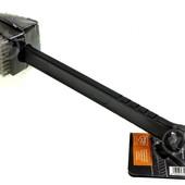Щетка для гриля Rost frei 3 в 1 Черный