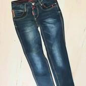 Мужские прямые джинсы М