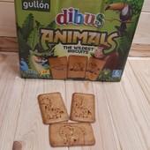 Детское печенье Гуллон со зверюшками