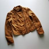 Косуха джинсовая, цвет кэмэл, размер М/L