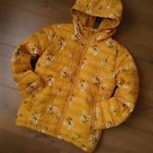 Демисезонная курточка Reserved для девочки 140, 146, 152 см