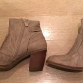Осенние ботинки/казаки, 38(25), Nero Giardini, lItaly