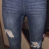Класні джинси розмір С-М або 38, євро 10