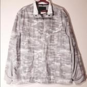 Куртка на тёплую весну/лето большого размера angelo litrico 56/58р.