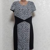 Симпатичное платье от Peacocks р.56/58