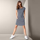 Стильне зручне повсякденне плаття від Tchibo (Німеччина), 48-50 (M евро)