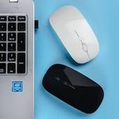 Беспроводная мышь в стиле Apple, оптическая