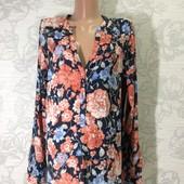 Блуза Zara Basic xl