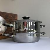 Zepter, сковорода+пароварка