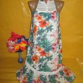 Очень красивое платье Next (Некст) грудь 39-42 см маркировка 9 лет 100 % катон !!!!!!!!!
