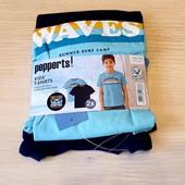 Набор із двох футболок на хлопчика, цікаві принти, розмір 134 140, бренд pepperts Геpманія