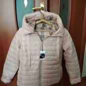 Куртка деми, три цвета, 42-44, 46-48, 50-52, 54-56