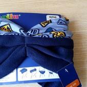 Багатофункціональна флісова повязка на дівчинку, бренд lupilu Геpманія, розмір універсальний