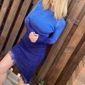 Женское трикотажное платье. размер 44-48. На выбор.