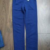 Теплые спортивные штаны H&M.