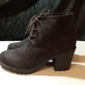 Деми ботинки Trend Footwear, разм. 5 (25,5 см внутри). В идеале!