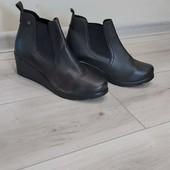 15 Розпродаж нового шкіряного польського заводського взуття lasocki