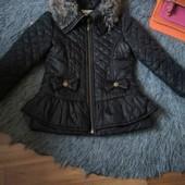 Для модницы!!! Бренд!!Шикарная курточка, фирмы Star, рост 110 см.  Покупке не пожалеете