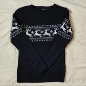 Классный мужской свитер, Boohoo, пр-ва U.K.,s/m