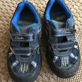 Кросівки Clarks розмір 27 стелька 17,5 см