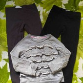Штани и свитерок на 4-5 лет