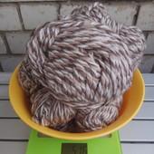 Большой лот 516 граммов! Пряжа для ручного вязания, сток, Германия