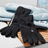 Функциональные перчатки для бега с сенсорными точками от Tchibo (Германия), размер 9,5