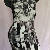 новое платье с молнией на спинке