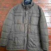 Теплюща зимова куртка великого розміру 5xl