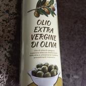 оливковое масло Olio Extra Vergine di Oliva -олио ди олива, 1 л