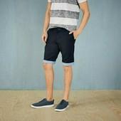 livergy.стильные катоновые шорты размер  50замеры