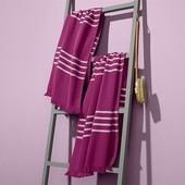 Нюанс! Качественное хлопковое махровое полотенце Tchibo прим. 100*50 см