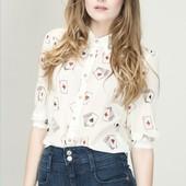 ☘ Яскрава блуза, яку носять зірки від Sugarhill Boutique (Великобританія), розмір S