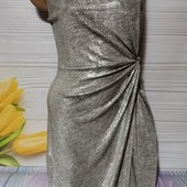 Вау! Обалденное стрейчевое платьице размер 44