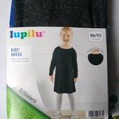 Тепленькое платье ⚠️ Lupilu ⚠️ 86-92